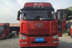 让利促销 重庆解放J6P载货底盘现售33万
