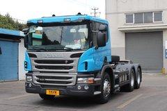 图解Scania危化车定制 加电机充罐提速