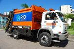 配备艾里逊 垃圾车在里约奥运赢得胜利