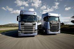 十年结晶! 斯堪尼亚推出全新卡车系列
