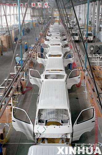 中国汽车自主创新力量