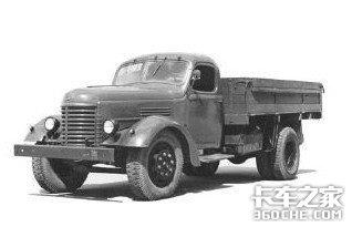 解放卡车也有美国血统
