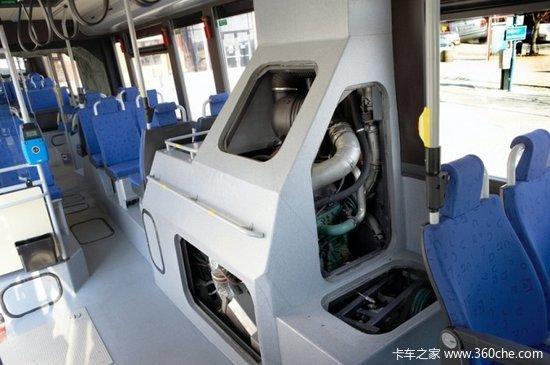 客车发动机布置方式