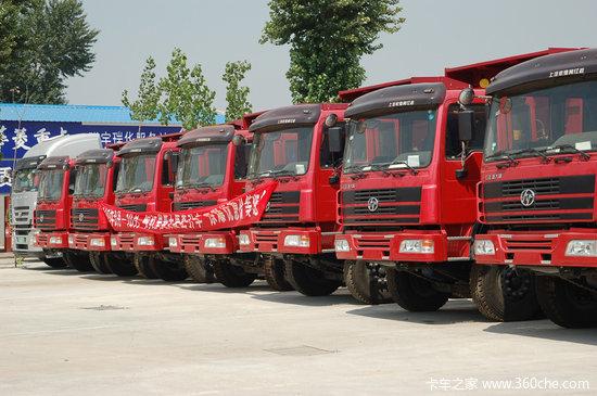 卡车高端化促配件提升