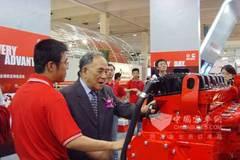 东风康明斯ISZ拓展中国重型发动机市场