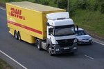 DHL公司宣布 中越跨境卡车运输服务开通