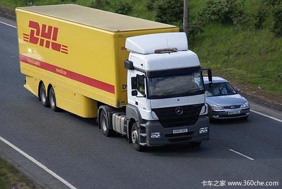 中越跨境卡车运输服务