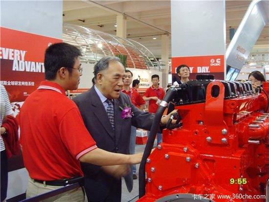 东风康明斯:ISZ13升发动机11月将量产