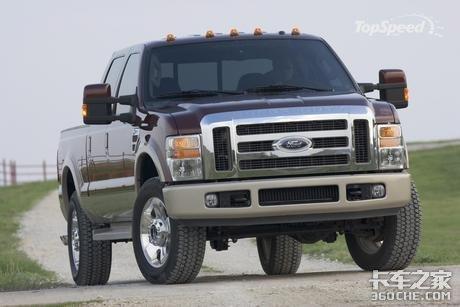 福特将自造柴油发动机