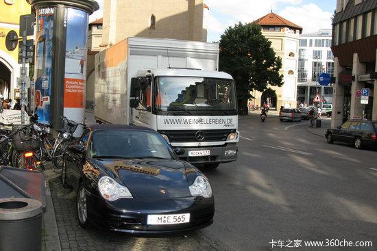 异域风情实拍欧洲卡车