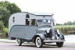 35万人民币起价 英国首辆房车将被拍卖