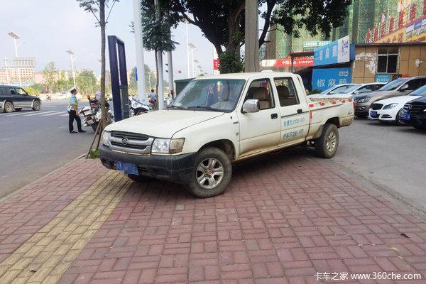 还买啥SUV皮卡在四川西昌无限制随便跑