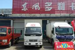 优惠八千 温州东风凯普特E280厢货促销