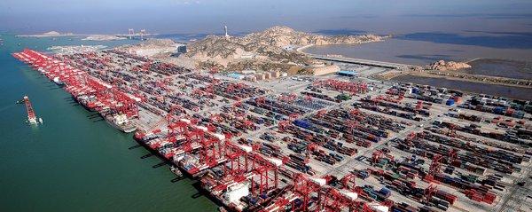 2020目标真多上海建航运中心覆盖全球