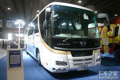 广汽日野客车正式挂牌