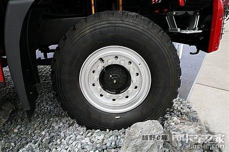 东风4x4越野卡车图解