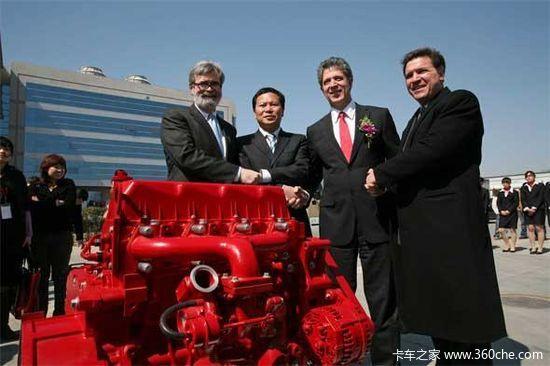 中国帮美卡车节约成本