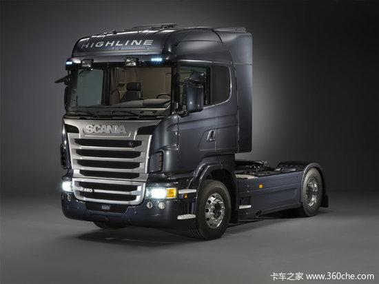 斯堪尼亚推出新R系列