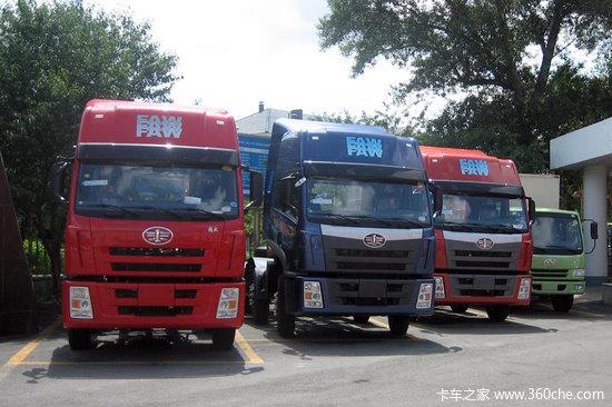 傅培昭谈中国卡车影响