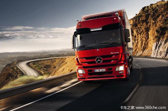 美国卡车需求2012年将