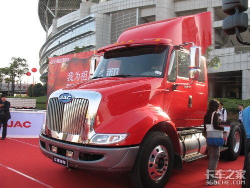 江淮将生产长鼻子卡车