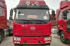 仅售14.3万 信阳解放J6L载货车底盘促销