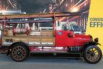 1921年消防车是啥样 图解德国曼老爷车