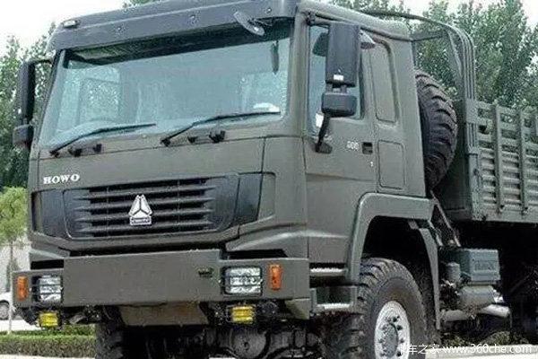 中国最大军用运输机_10×10系列领衔 见识中国军用重卡的威力_卡车之家