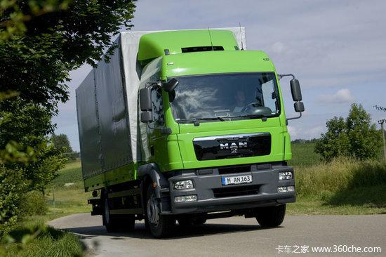 欧洲卡车销量降27.7%