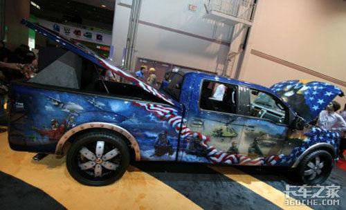 车展受欢迎的10款卡车