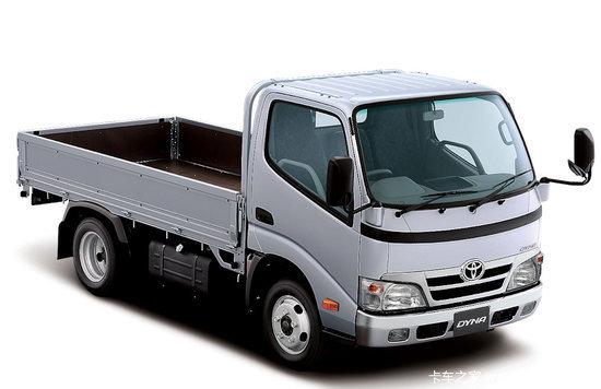 丰田推出两款改进轻卡