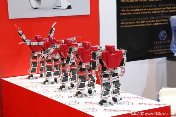 2016机器人展精彩见闻
