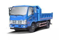 福田时代金刚自卸车始于颜值 忠于品质