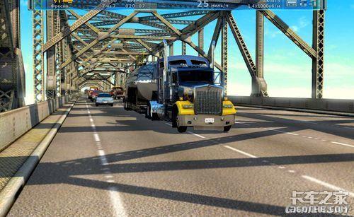 游戏预览之加州卡车王