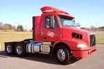 最节能重卡 沃尔沃交付EPA2010认证卡车