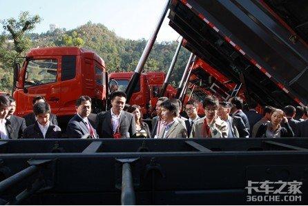 东风新一代工程车上市