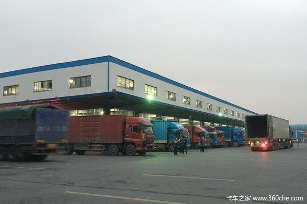 车多也玩的转双11亲临中通杭州中转部