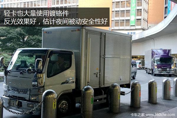 日本物流怎么用车?低重心轻量化闪闪亮