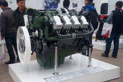 WP15H曝光 潍柴全新平台产品全球预展