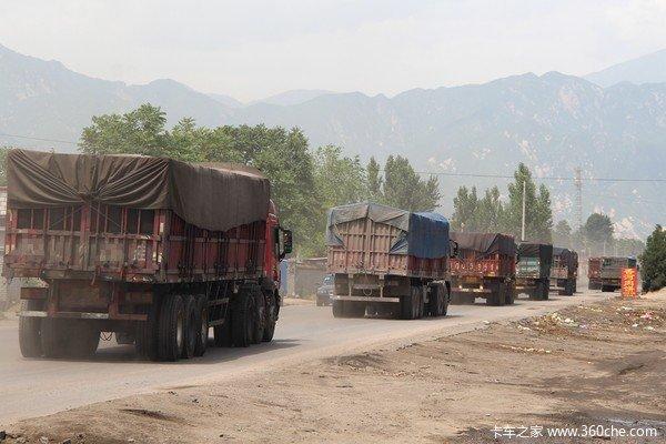 煤炭运费涨那么多卡车司机为啥笑不出