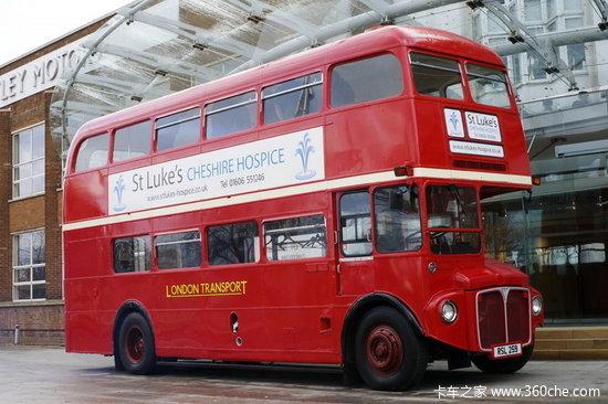 宾利打造最昂贵的巴士