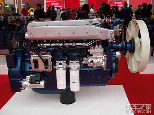 德龙F3000撼动车市场