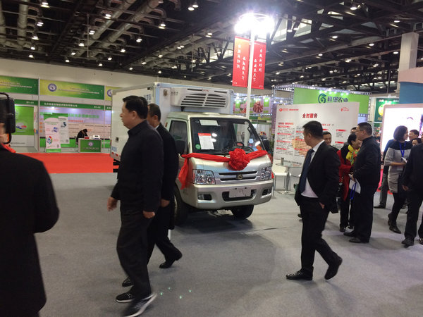 时代驭菱VQ1荣获食品安全运输推荐车型_云南快乐十分走势图50