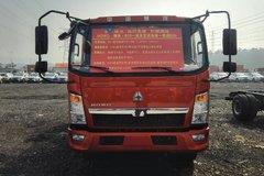 新车到店 南京HOWO悍将栏板车仅售9.6万