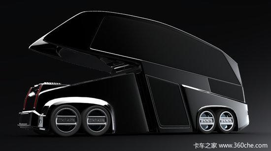 ELA2010仿生概念巴士