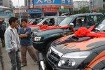 中国车市低档皮卡如何 用户心中有杆秤