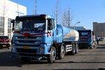 续航400km! 比亚迪和北京环卫造电动车