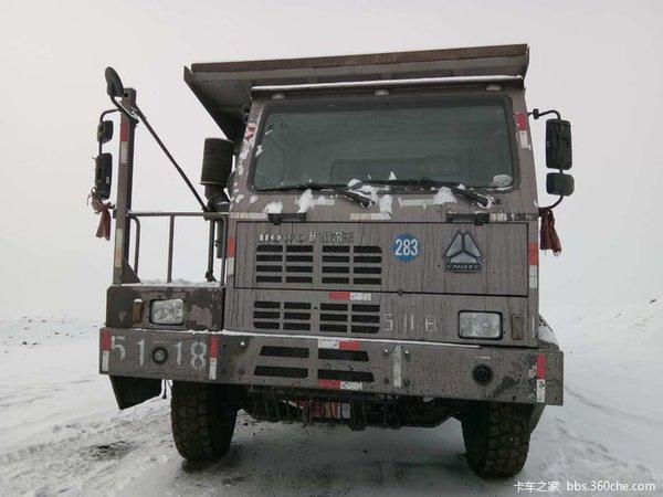 在新疆露天矿开卡车:辛酸与汗水谁懂?