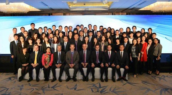 沃尔沃汽车金融(中国)在京举办周年庆_广东快乐十分最快开奖