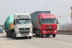 重庆4轴36吨外省表示不服 这乱象谁来背